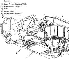 alero wiring diagram oldsmobile alero heater blower wiring diagram questions answers 99 alero heater fan doesnt work