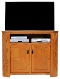 oak promo tall corner tv stand transitional entertainment centers and tv stands by american heartland