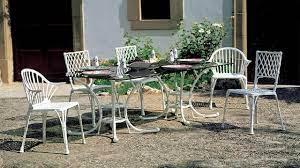 outdoor furniture in spain luxury