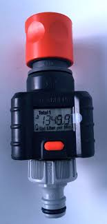 gardena digital electronic water smart flow meter for garden hose watering in garden water timers from home garden on aliexpress alibaba group