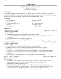 Resume Sample For Customer Service Good Qualifications Customer ...