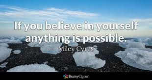 Believing In Yourself Quotes Adorable Believe In Yourself Quotes BrainyQuote