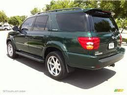 2001 Toyota Sequoia – pictures, information and specs - Auto ...