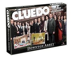cluedo downton abbey edition