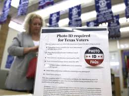 Judge Npr Two-way Tosses The Texas Law Id Out Federal Voter