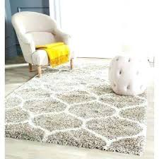 fluffy area rugs white fuzzy area rug awesome 8 x area rugs rugs the home