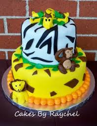 Coolest 1000 Homemade Birthday Cakes You Can MakeBaby Shower Safari Cakes