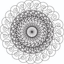 Small Picture Public Domain Mandala Coloring Page 16975 Bestofcoloringcom