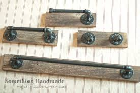 Barnwood Bar barn wood bathroom set towel bars toilet paper holders and 3438 by xevi.us