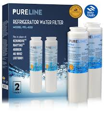 best aftermarket refrigerator water filter. Pure Line PUR Fast Flow Water Filter Replacement Whirlpool 4396395 Puriclean II Kenmore 9006 By Pack Inside Best Aftermarket Refrigerator Amazoncom
