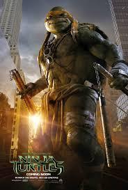 age mutant ninja turtles 2016 michelangelo poster wallpapers