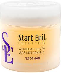 "Start Epil Сахарная <b>паста для</b> депиляции ""<b>Плотная</b>"", 400 г ..."