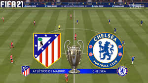 FIFA 21 | Atletico Madrid vs Chelsea - UEFA Champions League - Full Match &  Gameplay - YouTube