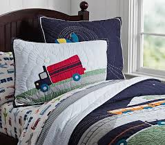 Twin Cotton Quilt | Pottery Barn Kids & Brody Quilt, Twin Adamdwight.com