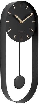 karlsson pendulum charm wall clock