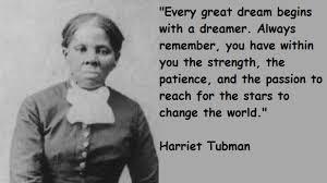 Black Children's Books & Authors (Harriet Tubman Quotes) via Relatably.com