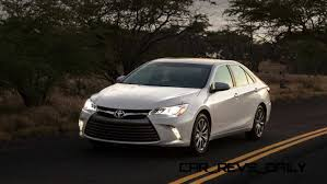 Road Test Review - 2015 Toyota Camry LE and XLE V6