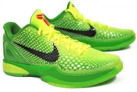 PHOTO: Kobe Bryant Wears Green Shoes, Looks Like The Grinch ...