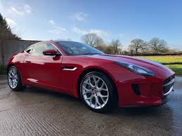 Used 2015 Jaguar F-Type 3.0 340 Supercharged V6 Coupe for sale in ...