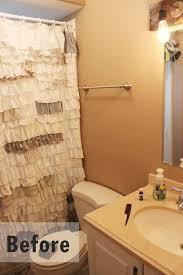 DIY Bathroom Floating Shelves - Bathroom diy