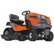 lowes garden tractors. Husqvarna YTHK42 19-HP Automatic 42-in Garden Tractor (960480068) Lowes Tractors