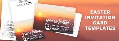 church invitation flyers help your church invite friends free easter invite template church