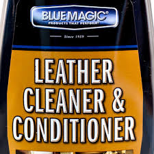 magic leather cleaner conditioner blue