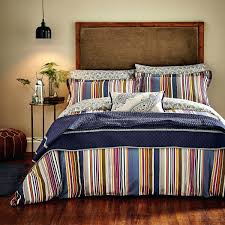 bunch ideas of ticking stripe duvet cover king red striped duvet covers uk charming navy