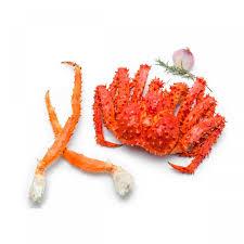 King Crab Leg Size Chart