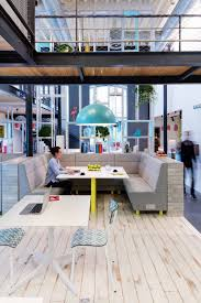 traditional office design. Open Informal Gathering Spaces Are A Great Way To Break Up The Monotony Of Traditional Office Design E