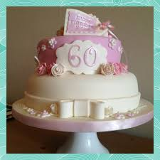 Beautiful 60th Birthday Cake Jerusalem House