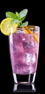 Bartender Preparing Alcohol Drinks Fruit Cocktails Vodka Colors Party Cocktails Vodka