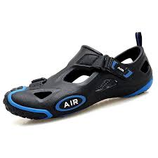 <b>Men's Summer</b> Outdoor <b>Water</b> Sandals | <b>Mens beach shoes</b>, <b>Mens</b> ...