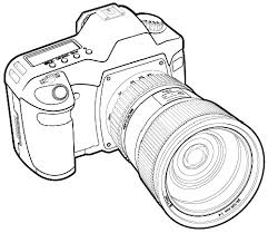 Small Picture Photo camera 7 Objects Printable coloring pages