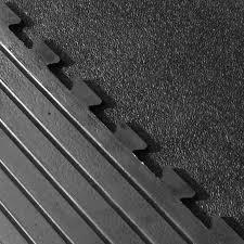 heavy duty interlocking rubber gym mats