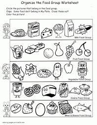 Healthy Food Coloring Pages 31 Unhealthy 14 Betweenpietyanddesirecom