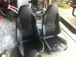 fs gray black m coupe seats