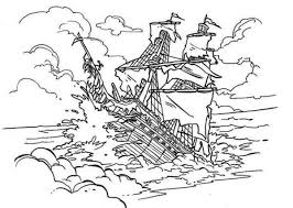 Small Picture Pirates of the Caribbean Disney Coloring Page Pirates of the