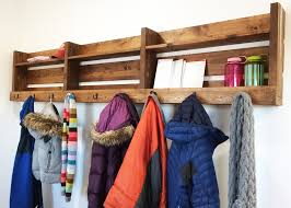 Coat And Bag Rack 100 Super Creative Storage Ideas For Small Spaces 78