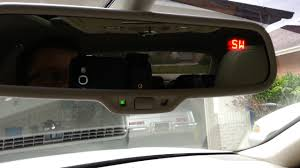audi a4 b8 rear view mirror with compass install youtube 2003 Audi A4 Relay Box at 2003 Audi A4 Rear View Mirror Wiring Diagram