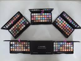 mac 36 colors eyeshadow pallet