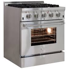 Why Dual Fuel Range Aga Professional Dual Fuel Range With Rapidbake Convection