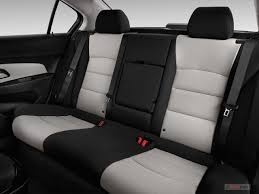 2016 chevrolet cruze rear seat