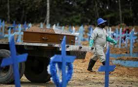 Brezilya'da salgın durdurulamıyor: Kovid-19 kaynaklı ölüm sayısı yeniden  rekor kırdı - 04.03.2021, Sputnik Türkiye