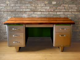vintage metal office furniture. Contemporary Metal Desk For Sale In Theamphletts Com Vintage Office Furniture A
