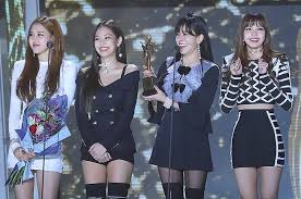 Bts Gaon Chart Kpop Awards 2017 List Of Awards And Nominations Received By Blackpink Wikipedia