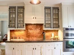 copper glass tile backsplash copper coloured kitchen kitchen backsplash ideas copper backsplash uk