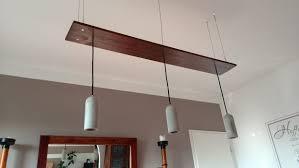 Stilvolle Beleuchtung Mit Betonlampen Industriale Esszimmer