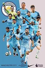 Manchester City Man City Football Soccer Team Poster Rare New Image Print  Foto Manchester City von Elfrida21 | Fans teilen Deutschland Bilder