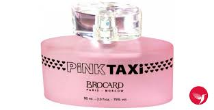 <b>Pink Taxi Brocard</b> perfume - a fragrance for women 2000
